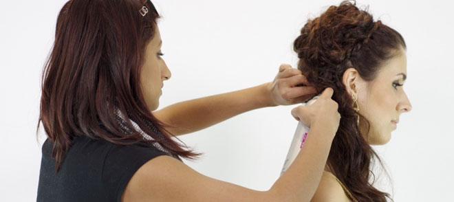 Catch us in wedding ring magazine voila the best hair - Voila institute of hair design kitchener ...
