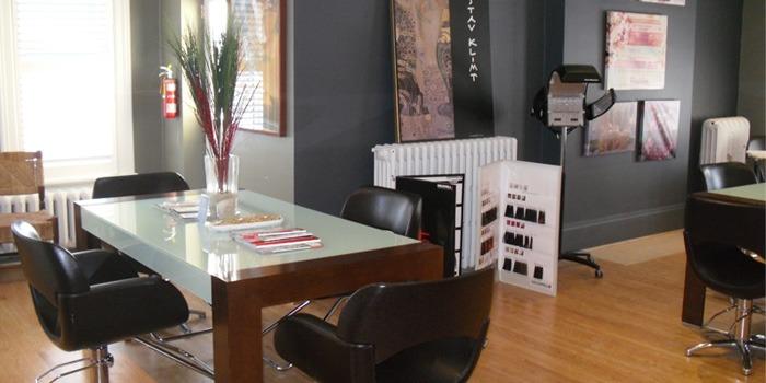 Voila Salon Waterloo: Uptown Location | Voila: The Best Hair Salon & Spa in Kitchener-Waterloo