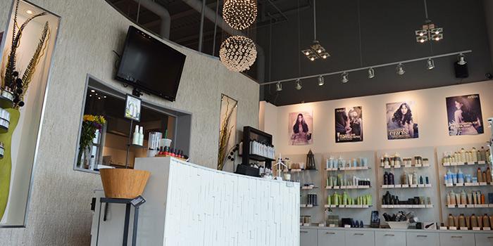 Voila salon kitchener sportsworld location voila the - Voila institute of hair design kitchener ...