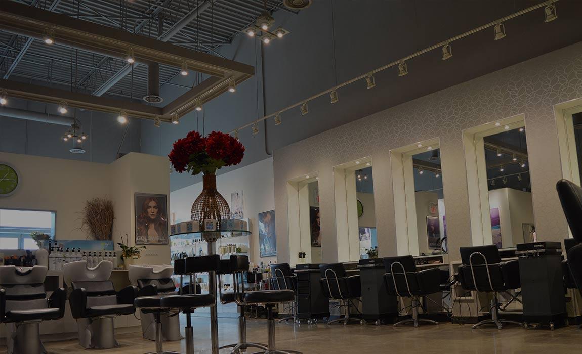 Voila salon waterloo uptown location voila the best - Voila institute of hair design kitchener ...